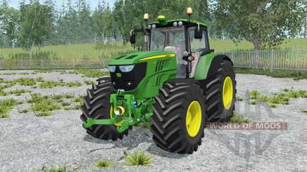 John Deere 6170M animated element for Farming Simulator 2015