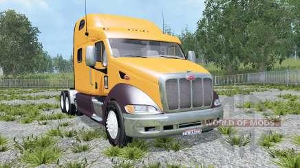 Peterbilt 387 dirty for Farming Simulator 2015