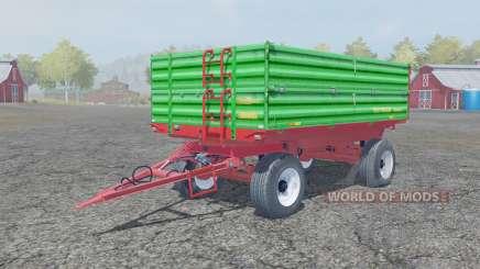 Pronar T653-2 lime green for Farming Simulator 2013