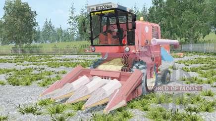 Bizon Z056 animated element for Farming Simulator 2015