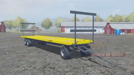 La Littorale PU 18 for Farming Simulator 2013