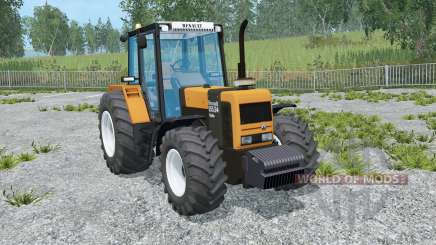 Renault 155.54 TX jaffa for Farming Simulator 2015