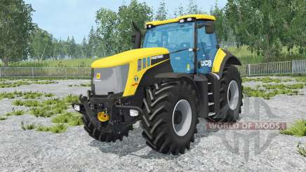 JCB Fastrac 8310 animated element for Farming Simulator 2015