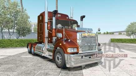 Mack Trident 2008 for American Truck Simulator