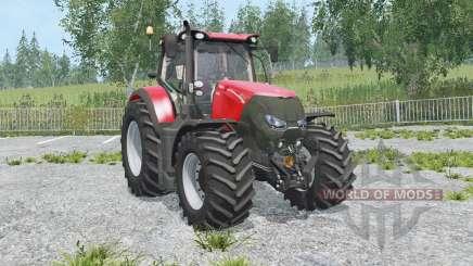 Case IH Optum 300 CVX for Farming Simulator 2015