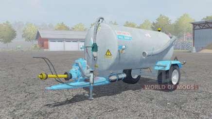 Pomot Chojna T507-6 for Farming Simulator 2013