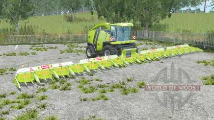 Krone BiG X 1100 june bud for Farming Simulator 2015