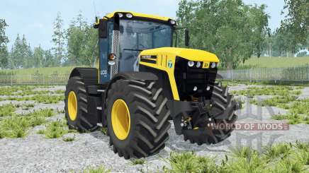 JCB Fastrac 4220 golden dream for Farming Simulator 2015