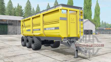 Bednar Wagon WƓ 27000 for Farming Simulator 2017