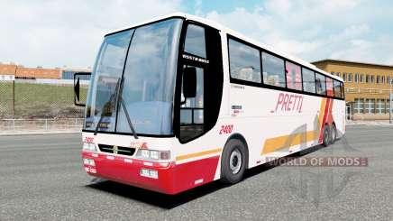 Busscar Vissta Buss for Euro Truck Simulator 2