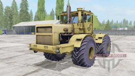 Kirovets K-700A body selection for Farming Simulator 2017