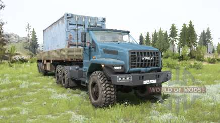 Ural Next (44202-5311-74Е5) for MudRunner