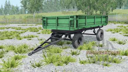 PTS-4 trilateral unloading for Farming Simulator 2015