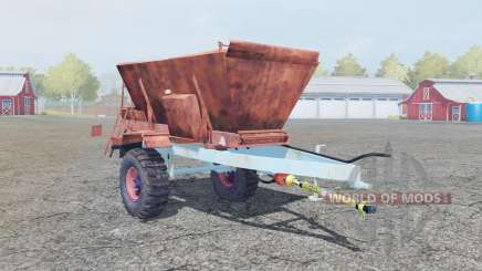 Tornado 5-TM for Farming Simulator 2013