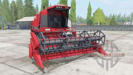 Ideal 9075 International dual front wheels for Farming Simulator 2017