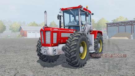 Schluter Super-Trac 2500 VL new paint for Farming Simulator 2013