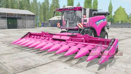 New Holland CR10.90 tow hitch for Farming Simulator 2017