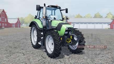 Deutz-Fahr Agrotron TTV 430 care wheels for Farming Simulator 2013
