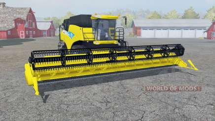 New Holland CR9090 manual ignitioɳ for Farming Simulator 2013