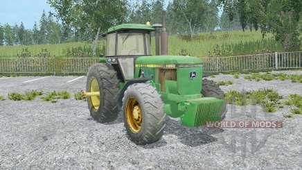 John Deere 4650 for Farming Simulator 2015