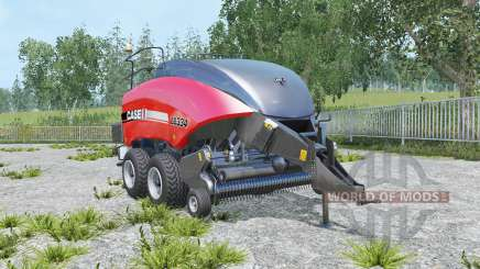 Case IH LB 334 new wheels for Farming Simulator 2015