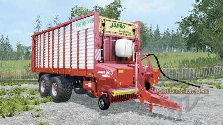 Pottinger Jumbo 6010 Combiline _ for Farming Simulator 2015