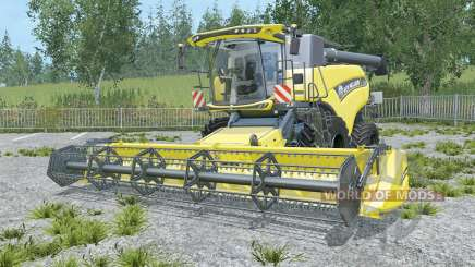 New Holland CR-series pack for Farming Simulator 2015