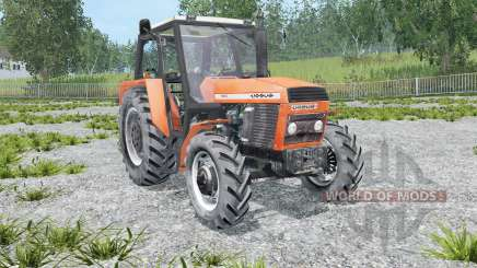 Ursus 1014 real animation smoke for Farming Simulator 2015