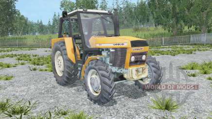 Ursus 914 movable pointer fuel level for Farming Simulator 2015