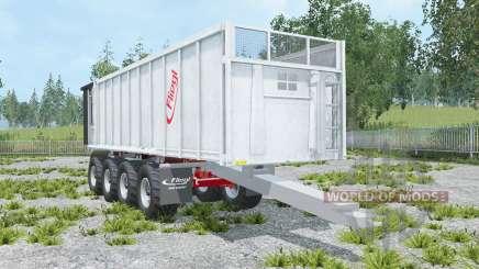 Fliegl Gigant ASW 4-axles for Farming Simulator 2015