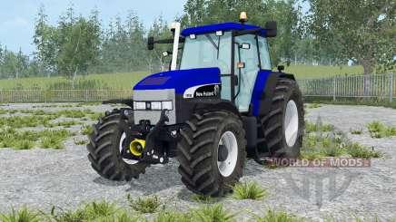 New Holland TM 190 change wheels for Farming Simulator 2015