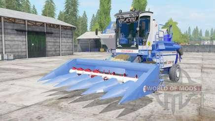 Yenisei-1200 NM for Farming Simulator 2017