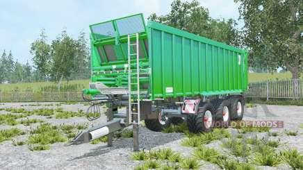 Kroger Agroliner TAW 30 accept manure for Farming Simulator 2015