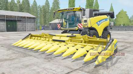 New Holland CR9.90 better handling for Farming Simulator 2017