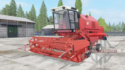 Bizon Rekord Z058 carnation for Farming Simulator 2017