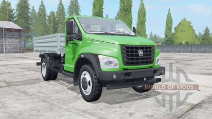 GAZ-SAZ-2507 (C41R13) 2014 for Farming Simulator 2017