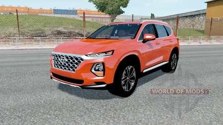 Hyundai Santa Fe (TM) 2018 for Euro Truck Simulator 2