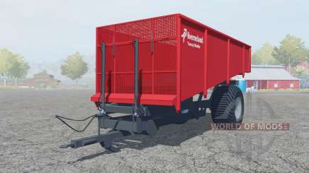 Kverneland Taarup Shuttle for Farming Simulator 2013