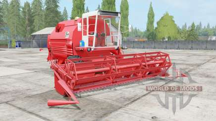 Bizon Gigant Z083 animation of pulleys for Farming Simulator 2017