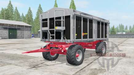 Kroger Agroliner HKD 302 wide tires for Farming Simulator 2017