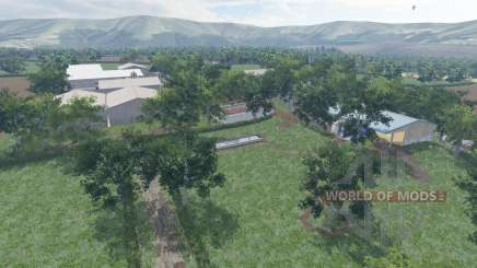 Willow Tree Farm v1.0.1 for Farming Simulator 2015