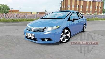 Honda Civic (FB) for Euro Truck Simulator 2