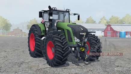 Fendt 924 Vario twin wheels for Farming Simulator 2013