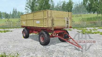 Krone Emsland ecru for Farming Simulator 2015