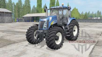 New Holland TG285 SuperSteeᶉ for Farming Simulator 2017