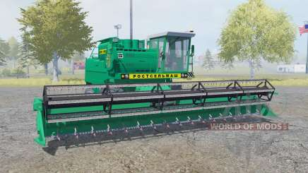 Don-1500B with fixtures for Farming Simulator 2013