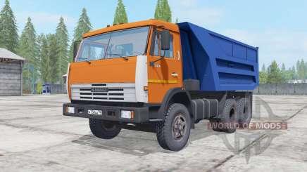 KamAZ-55111 trailer for Farming Simulator 2017