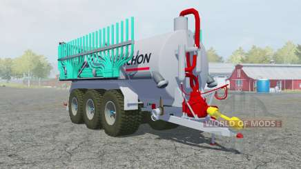 Pichon 25000l for Farming Simulator 2013