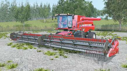 Case IH Axial-Flow 9230 and 7130 for Farming Simulator 2015
