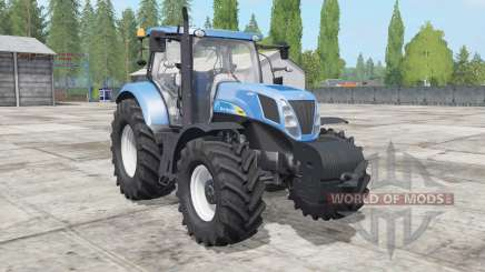 New Holland T7030-7070 for Farming Simulator 2017